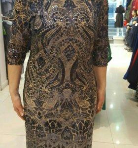 Вечернее нарядное платье новое