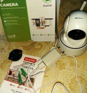 WiFi видеоняня, камера слежения