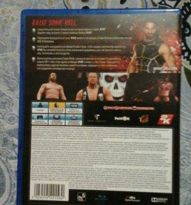 Игра на PS4 WWE 2k16