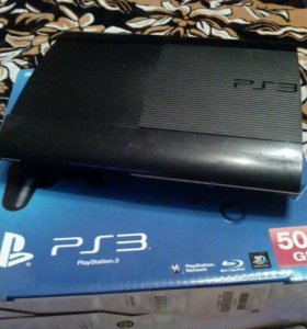 Sony PlayStation 3 ,на 500GB