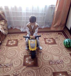 Мотоцикл детский 1-3 лет