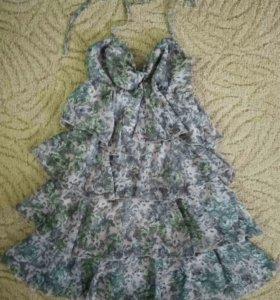 Новое летнее платье р.40-42