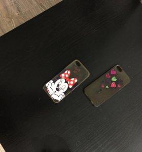 Чехол на айфон 5-5s