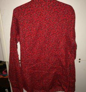 Рубашка женская / летняя одежда / яркие вещи /