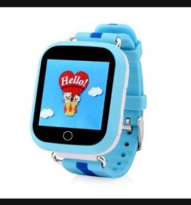Детские умные часы Smart Baby Watch Q100 (GW200s)