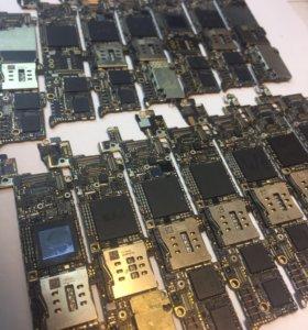 Сложный ремонт техники Apple(iPhone,iPad,MacBook)