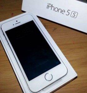 iPhone 5s продажа/обмен