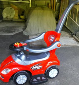 Детский автомобиль новый