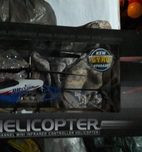 Вертолеты радиоуправляемые
