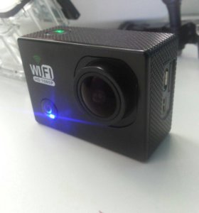Экшен камера sj6000