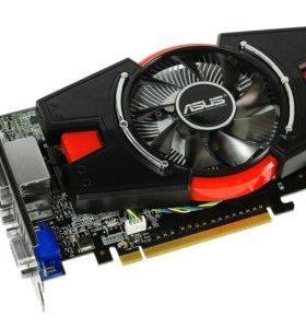 Видеокарта GeForce Asus GT 640. 2GB