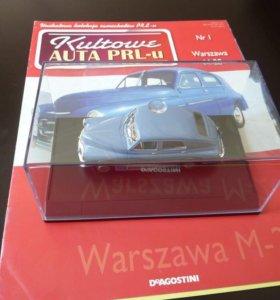 Модель авто Warszawa m20 ( Газ м20 Победа)