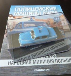 Модель авто Варшава 223 (Газ Победа)