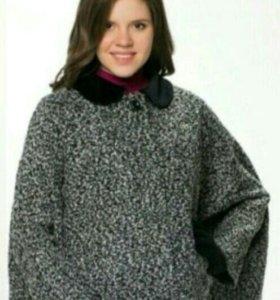Пальто-пончо для беременных и не только