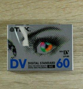 Видеокассета Mini DV