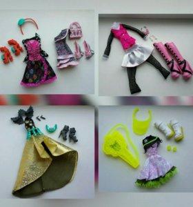 Одежда, обувь и аксессуары Monster High