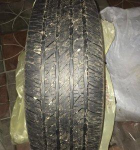 Michelin p265/65 R17 112s