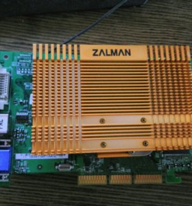 Видеокарта Geforce fx5600 AGP