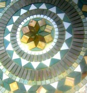 Мозайка Панно из натурального камня