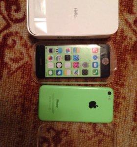 iPhone 5c 16 gb PCT