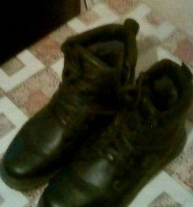 Ботинки мужские(44 размер)