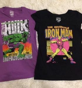 Две футболки