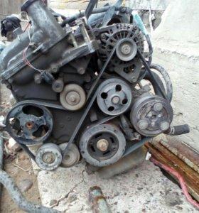 Двигатель Мазда Демио 1 5 л без док