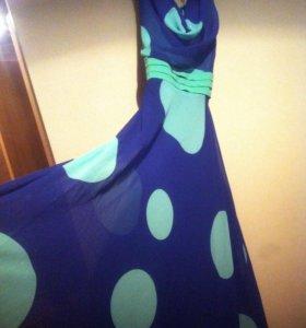 Новый сарафан с подкладкой