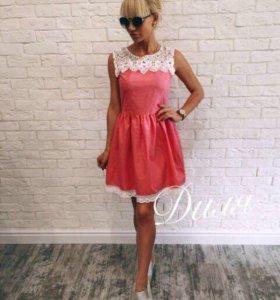 Платье новое, 48