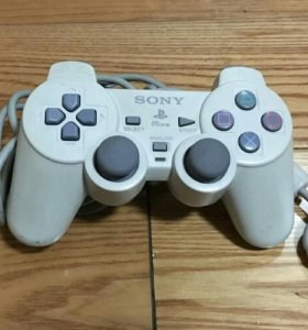 2 джойстика для play station one