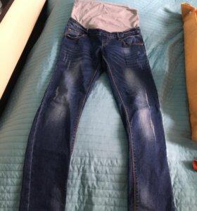 Брюки джинсы футболки на беременность