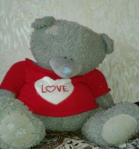Мягкая игрушка -медведь