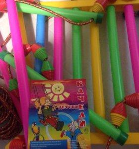 Качели детские подвесные