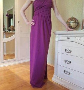 Новое вечернее платье Moschino 40-42
