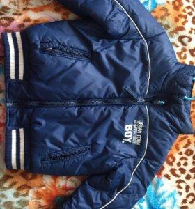 Куртка, в отличном состоянии на мальчика