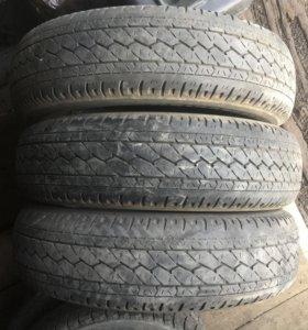 165R14 3 колеса