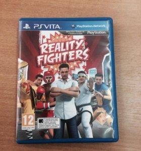 Игра для PS Vita Reality Fighters