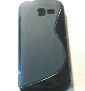 Силеконовый чехол для Samsung Galaxy Star Plus
