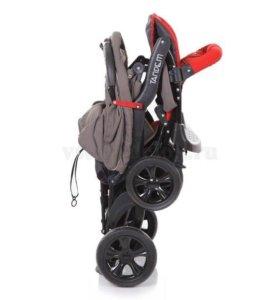детская коляска Baby care tandem