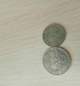 Монеты Вануату.