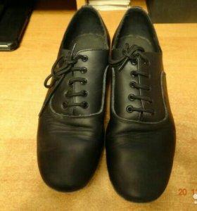 Туфли(мужские)для танцев.