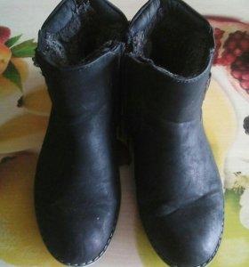 Батинки зимние. Муржские