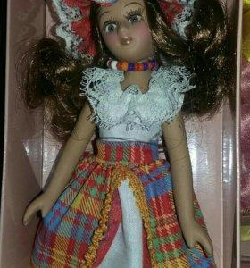 Куклы  В костюмах народов мира ДиАгостини