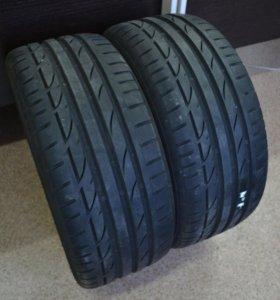 Пара 245/40R18 Bridgestone Potenza S001