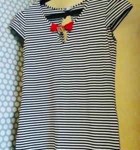Платье туника 42-44-46