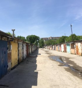 Продам кооперативный гараж (пер. Вологодский)