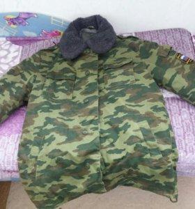 Куртка тёплая военная