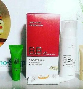 Anna Lotan MakeUp Premium bb cream