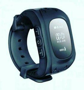 Детские часы Каркам Q50 + SIM