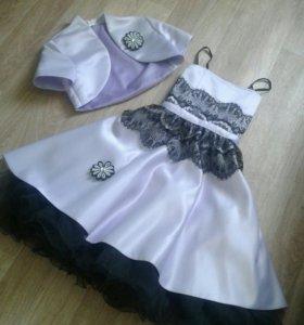 Платье на девочку !